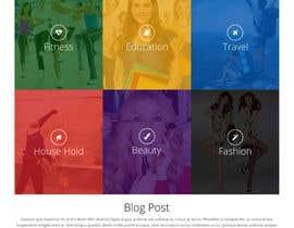 Nro 9 kilpailuun Design Homepage or Landing page (simple, just need a good idea) käyttäjältä vyasrohan