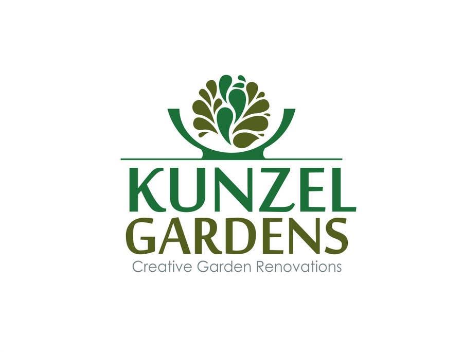 #22 for Design a Logo for Kunzel Gardens by TOPSIDE