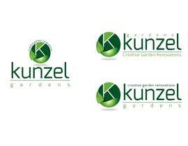 #116 for Design a Logo for Kunzel Gardens by niccroadniccroad