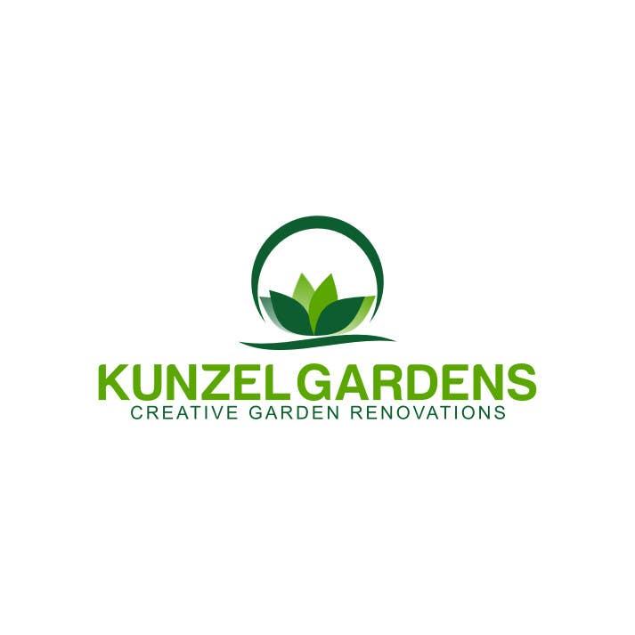 #102 for Design a Logo for Kunzel Gardens by ibed05