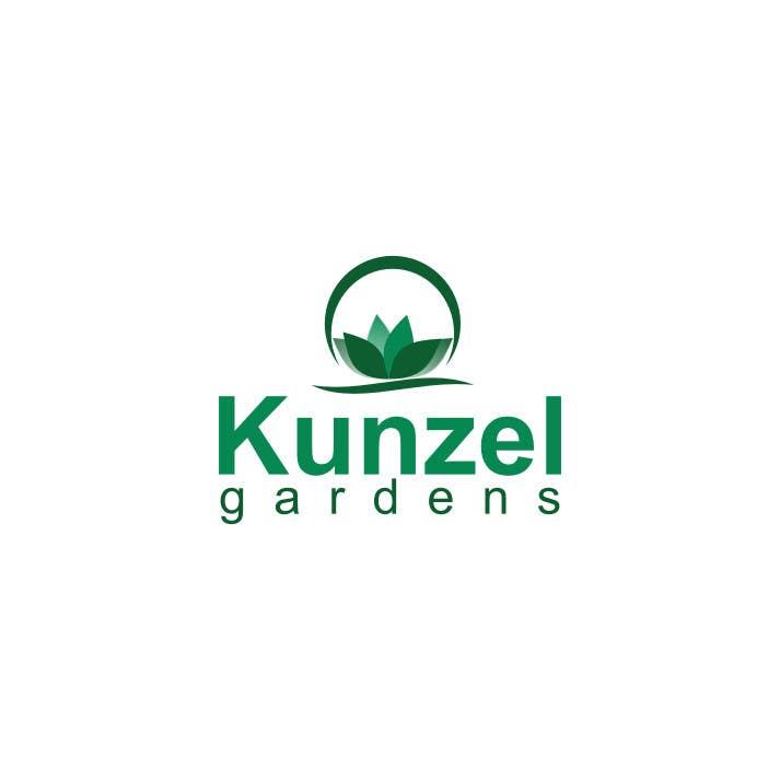 Inscrição nº 108 do Concurso para Design a Logo for Kunzel Gardens