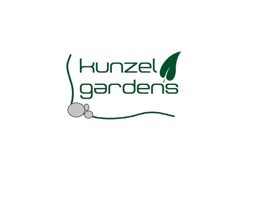 Inscrição nº 70 do Concurso para Design a Logo for Kunzel Gardens