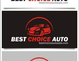 #19 para Design a Logo for Best Choice Auto por indraDhe