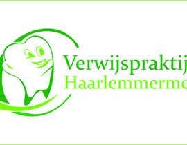 #46 untuk Dental logo Verwijspraktijk Haarlemmermeer oleh Meer27