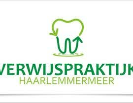 #41 para Dental logo Verwijspraktijk Haarlemmermeer por indraDhe