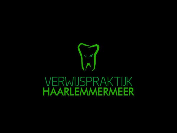 Penyertaan Peraduan #58 untuk Dental logo Verwijspraktijk Haarlemmermeer