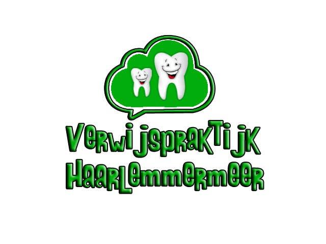 Penyertaan Peraduan #37 untuk Dental logo Verwijspraktijk Haarlemmermeer