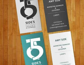 nº 4 pour Design a Logo for 5 Side's Designs Inc. par nivosevic