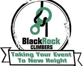 Nro 11 kilpailuun Design a serious Logo for a Mobile Rock Climbing company käyttäjältä kentoenk302