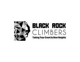 Nro 26 kilpailuun Design a serious Logo for a Mobile Rock Climbing company käyttäjältä happychild