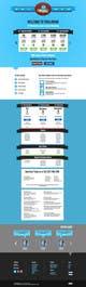 Miniatura da Inscrição nº 29 do Concurso para Design a Website Mockup for Social Marketing Website