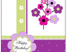 nº 16 pour Design some Stationery for Adult Birthday card par primavaradin07
