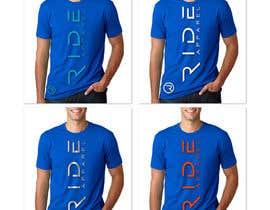 Nro 81 kilpailuun Design a T-Shirt for Motorcycle apparel Brand käyttäjältä sousspub