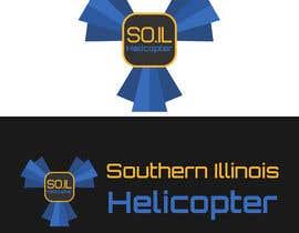 Nro 30 kilpailuun Design a Logo for helicopter company käyttäjältä DN1976