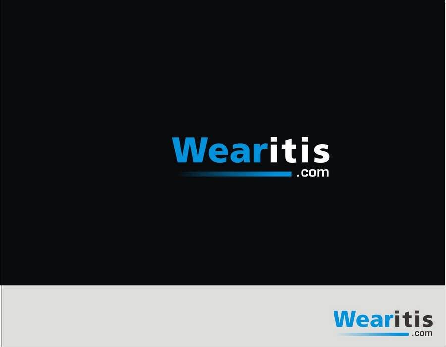Bài tham dự cuộc thi #                                        222                                      cho                                         Logo Design for www.wearitis.com