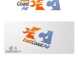 #598 para Design a Logo for East Coast Air conditioning & refrigeratiom por HallidayBooks