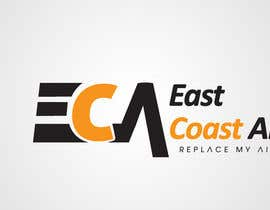 #725 untuk Design a Logo for East Coast Air conditioning & refrigeratiom oleh vinayvijayan
