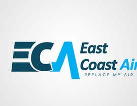 #727 untuk Design a Logo for East Coast Air conditioning & refrigeratiom oleh vinayvijayan