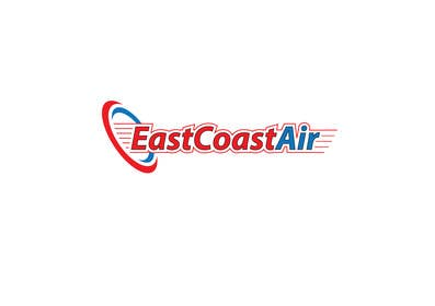 #72 for Design a Logo for East Coast Air conditioning & refrigeratiom by viclancer