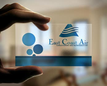 #183 for Design a Logo for East Coast Air conditioning & refrigeratiom by noushadcute2