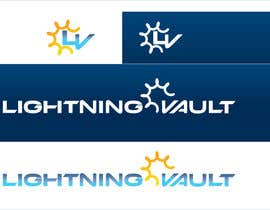 #22 for Design a Logo for LightningVault af davidliyung