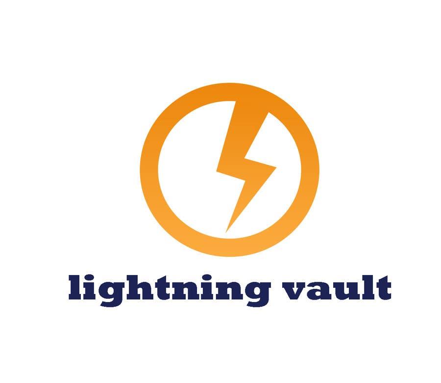 #15 for Design a Logo for LightningVault by Khrysta