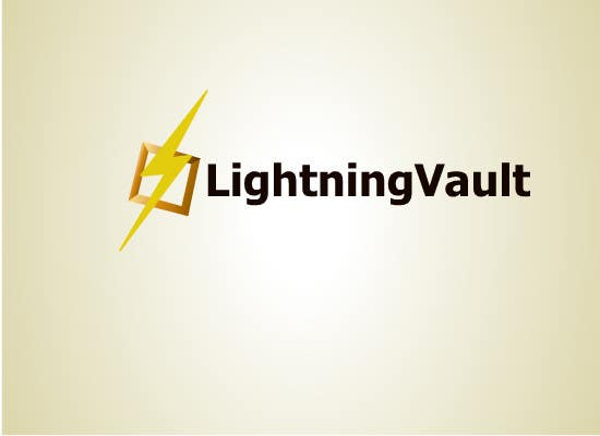 #6 for Design a Logo for LightningVault by naiksubhash