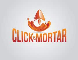 Alinawannawork tarafından Click & Mortar Logo Contest için no 27