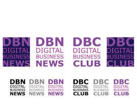 #74 for Concevez un logo for DBN by iheshhh