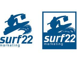 #32 para Design a Logo for Surf22 por pansaldi
