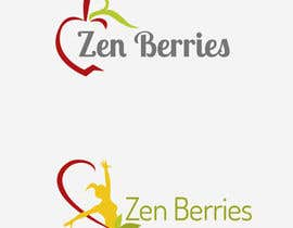 #1 for Zen Berries by qgdesign