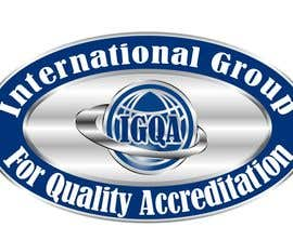 #3 for Design a new Logo for  International Group for Quality Accreditation(IGQA) by robertmorgan46