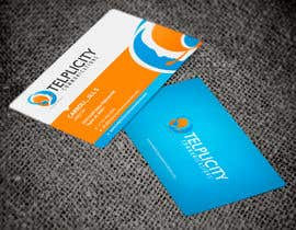 nº 31 pour Design some Business Cards for Telplicity Communications, Inc. par cucgachvn