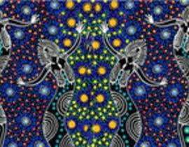 Nro 7 kilpailuun Design Aboriginal Art -  Bench Seats käyttäjältä toririn