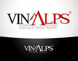 #224 for Logo Design for VinAlps af twindesigner