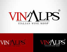 #335 for Logo Design for VinAlps by twindesigner