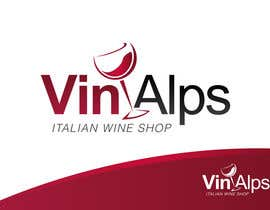 #191 for Logo Design for VinAlps af Grupof5