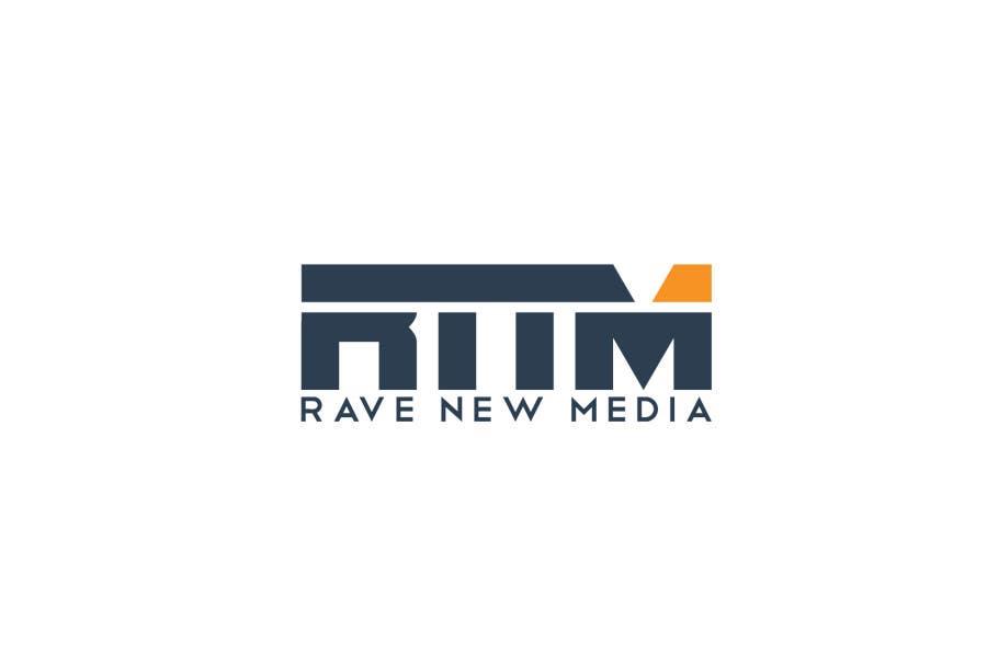 Konkurrenceindlæg #176 for Design a Logo for Rave New Media