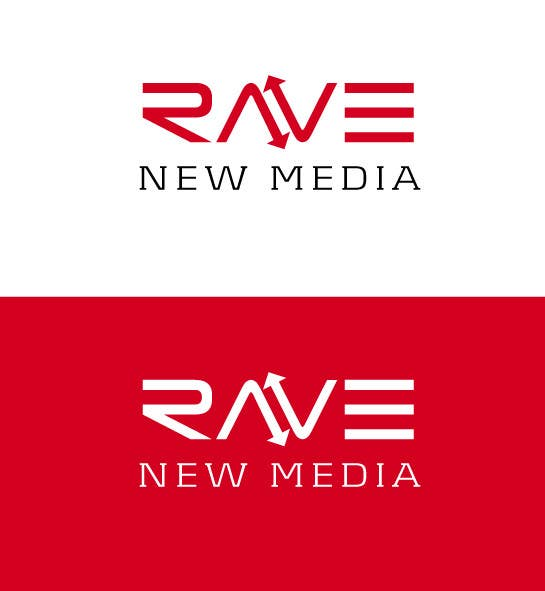 Konkurrenceindlæg #182 for Design a Logo for Rave New Media