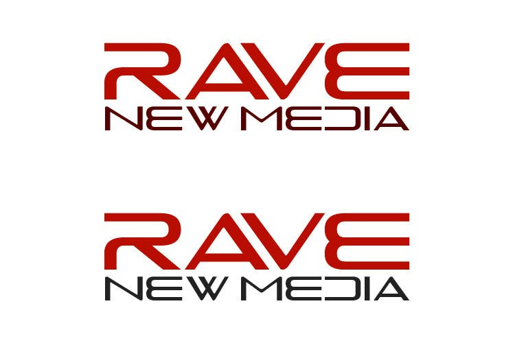 Konkurrenceindlæg #214 for Design a Logo for Rave New Media