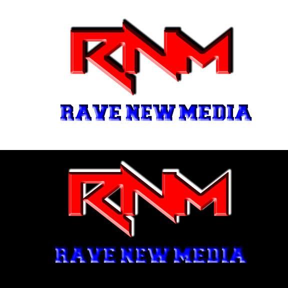 Konkurrenceindlæg #48 for Design a Logo for Rave New Media