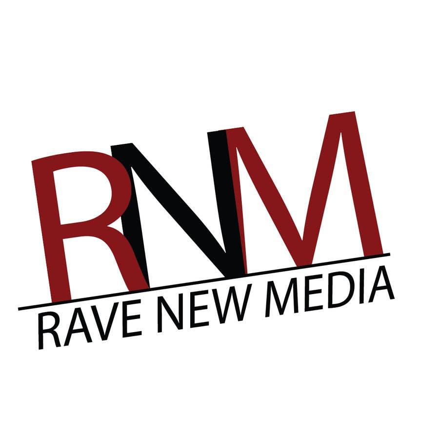 Konkurrenceindlæg #75 for Design a Logo for Rave New Media
