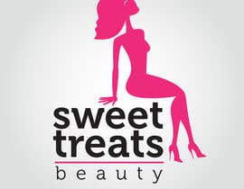 madelinemcguigan tarafından Design a Logo for Sweet Treats Beauty için no 62