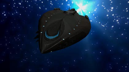 #3 for Do some 3D Modelling for Sci-fi video Game Stealth ship by Hedgecog