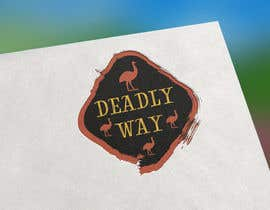 "stuartcorlett tarafından Logo for Australian Aboriginal Business ""Deadly Way"" -- 3 için no 6"