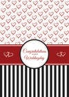 Contest Entry #26 for Design some Stationery for a Wedding Congratulations Card