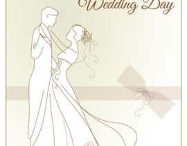 #35 untuk Design some Stationery for a Wedding Congratulations Card oleh pankaj86