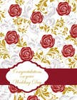Contest Entry #32 for Design some Stationery for a Wedding Congratulations Card
