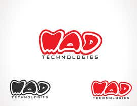 nº 65 pour Design a Creative Logo for Our Company Mad Technologies par Cbox9
