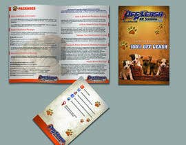 #10 for Design a Brochure for OLK9 Events with Package and Pricing Info by sutanuparh